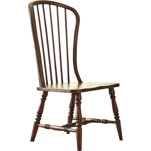 Abbott Solid Wood Dining Chair by Birch Lane™ Heritage