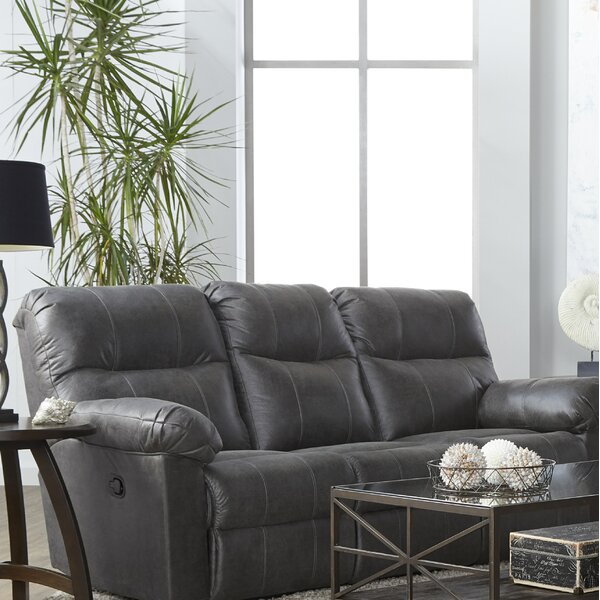 Mangrum Double Reclining Sofa by Ebern Designs