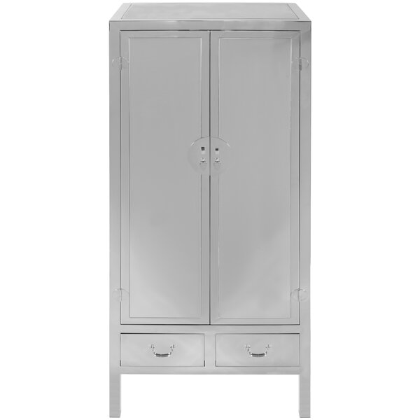 Wareham 2 Drawer Accent Cabinet by Mercer41