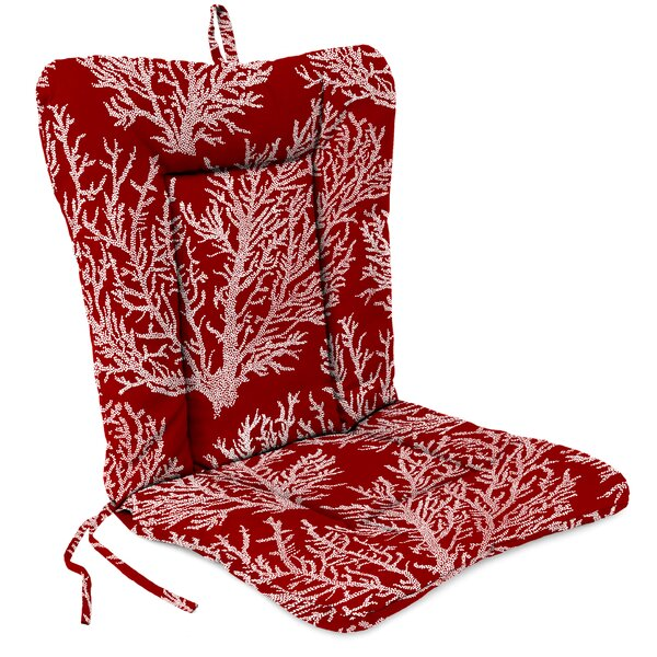 Indoor/Outdoor Dining Chair Cushion