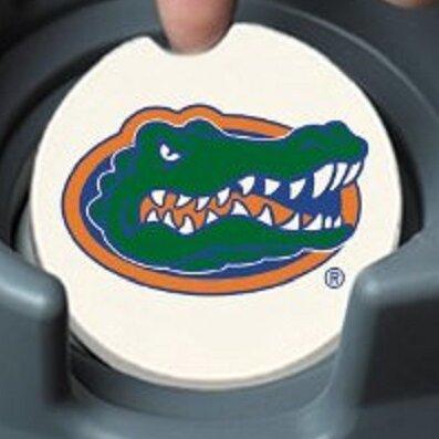 NCAA Car Coaster (Set of 2) by CounterArt