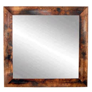Read Reviews Leanna Bathroom Accent Mirror By Union Rustic