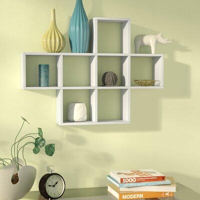 Zipcode Design Germain Cubby Wall Shelf | Wayfair