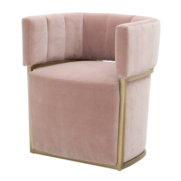 Stonecrest Barrel Chair by Everly Quinn