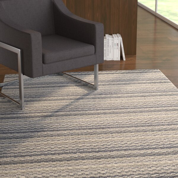Keith Grey Area Rug by Latitude Run