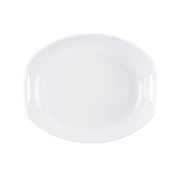 Classic Fjord Oval Platter by Dansk