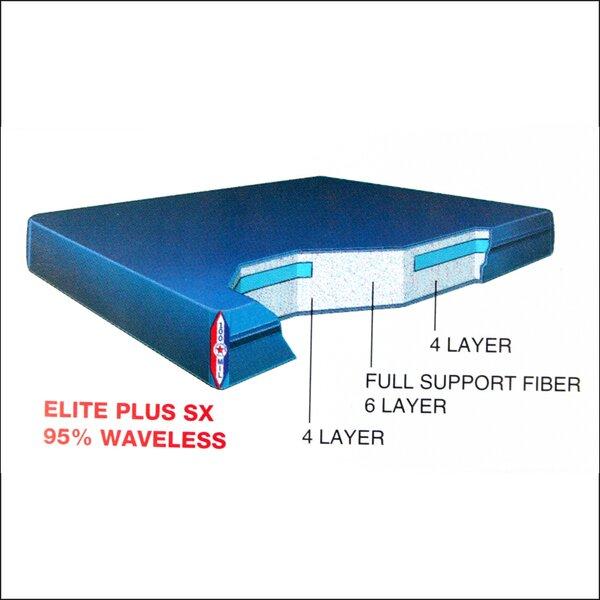 Dreamweaver Elite Plus 9 Sx Waterbed Mattress by Vinyl Products