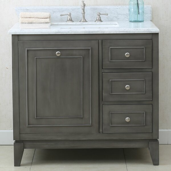 Delfina 36 Single Bathroom Vanity Set by Gracie Oaks