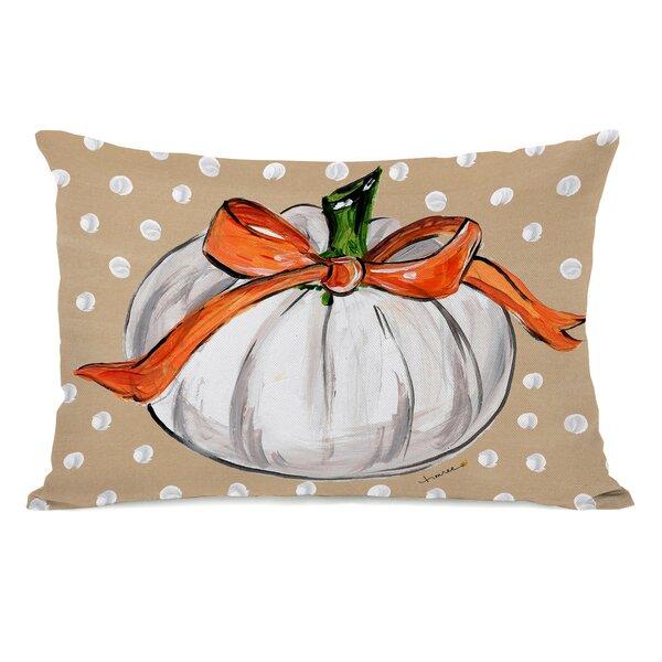 Comeaux Pumpkins Lumbar Pillow by August Grove