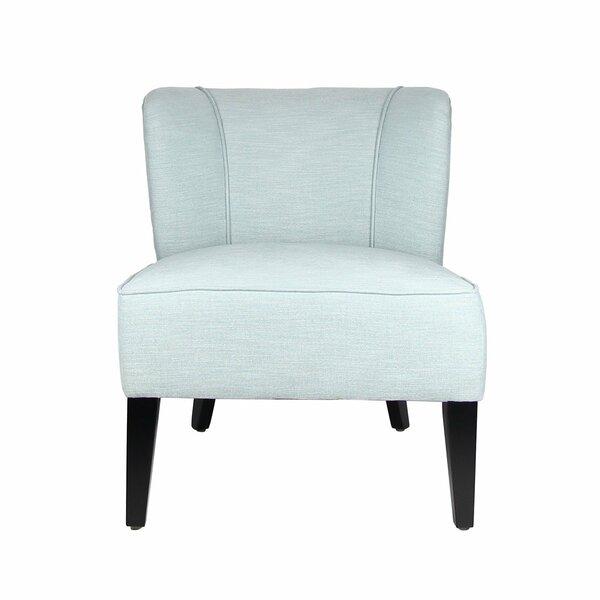 Soft Slipper Chair by Homebeez