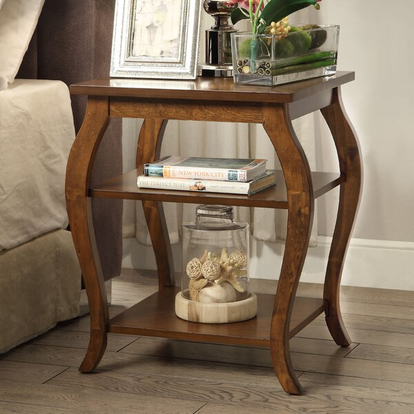 Tenley End Table by Andover Mills