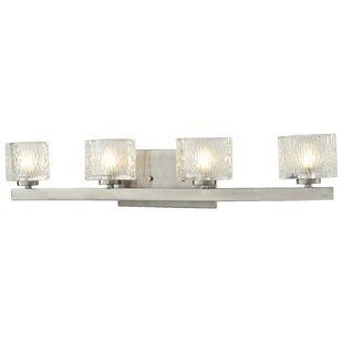 Affordable Kolar 4-Light Vanity Light By Latitude Run