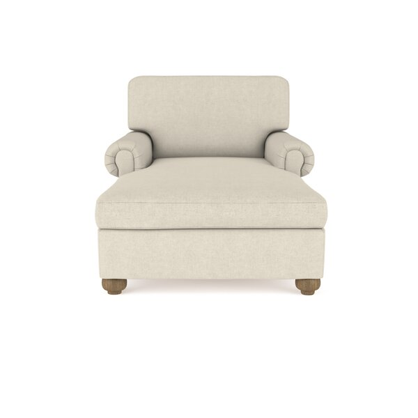 Review Austin Linen Chaise Lounge