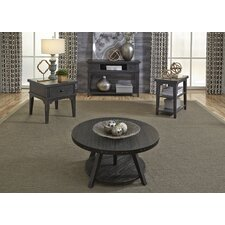 Cristal Motion 4 Piece Coffee Table Set by Williston Forge