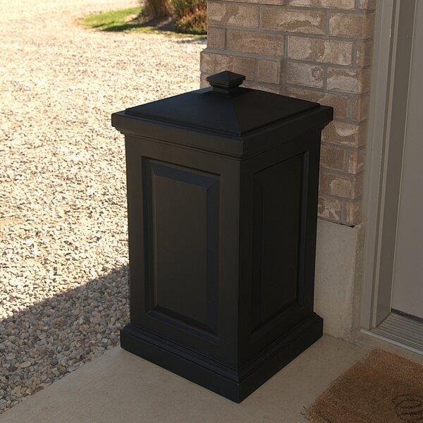 Berkshire 45 Gallon Plastic Deck Box By Mayne Inc.