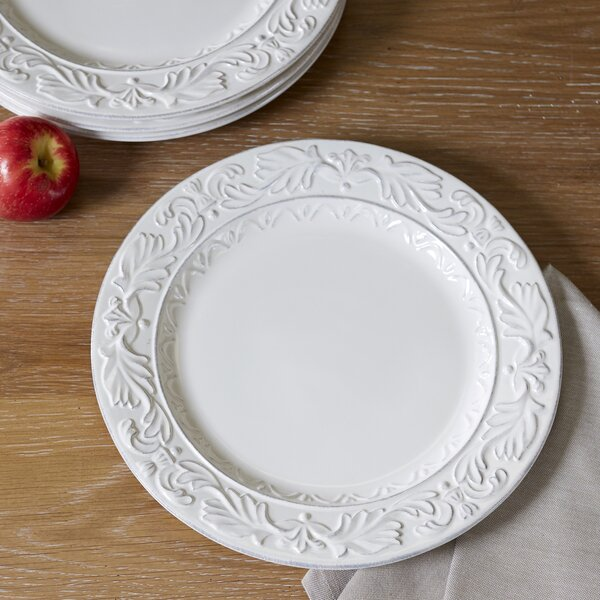 Trufant Dinner Plates (Set of 4) by Birch Lane™