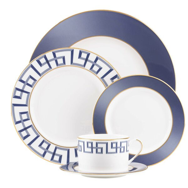 Darius 5 Piece Place Setting, Service for 1 by Lenox