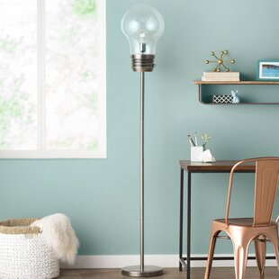 Bright light floor lamp wayfair hendley 72 floor lamp aloadofball Gallery