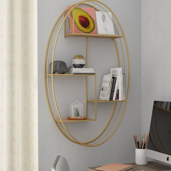 Kiro Wall Shelf by Brayden Studio