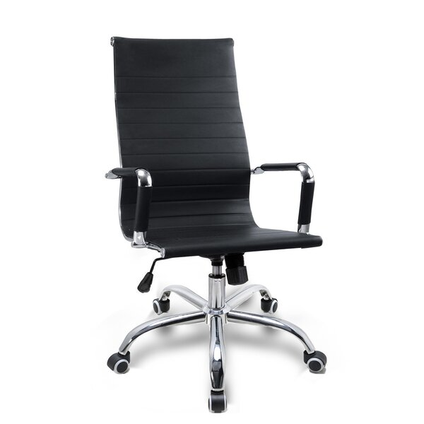 Terhune High-Back Executive Chair by Ebern Designs