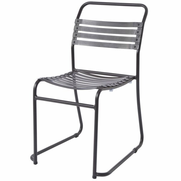 Shore Stacking Patio Dining Chair by Madbury Road