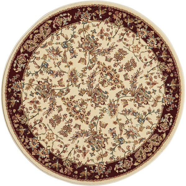 Antiquities Ivory Area Rug by Kathy Ireland Home