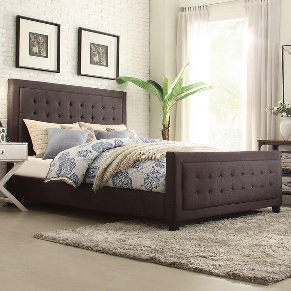 Neher Upholstered Standard Bed by Brayden Studio