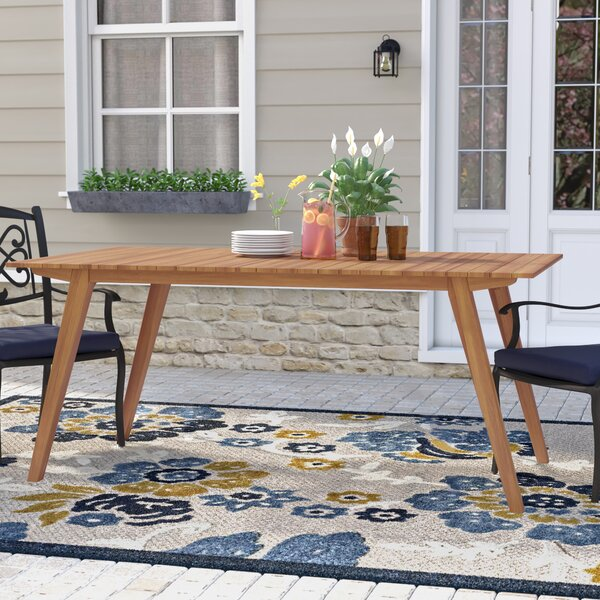 Lindquist Dining Table by Union Rustic