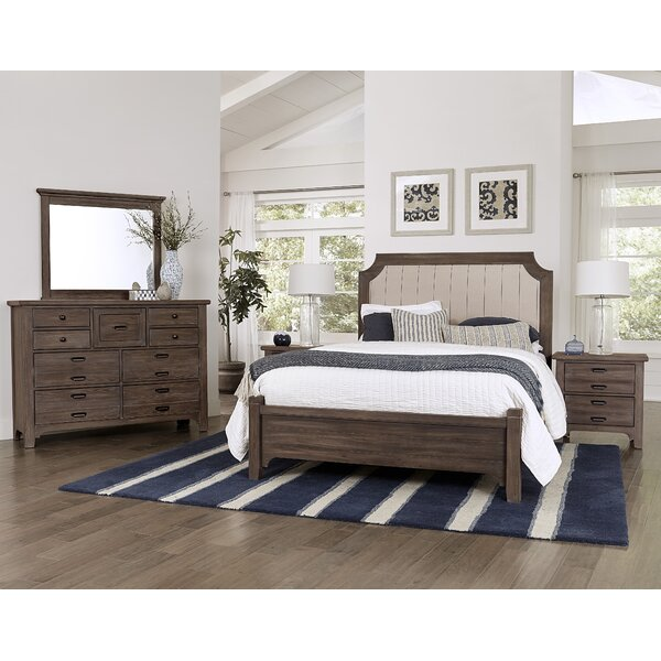 Erving Standard Solid Wood Configurable Bedroom Set by Darby Home Co