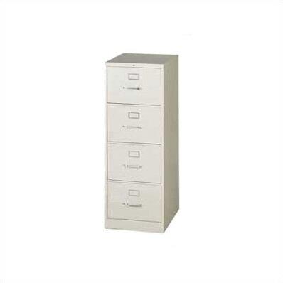 H320 Series 18.25W 4-Drawer Legal File by HON