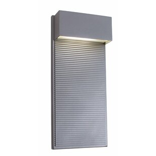 Read Reviews Hiline Outdoor Flush Mount By Modern Forms