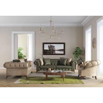 Astoria Grand Orner 3 Piece Living Room Set Wayfair