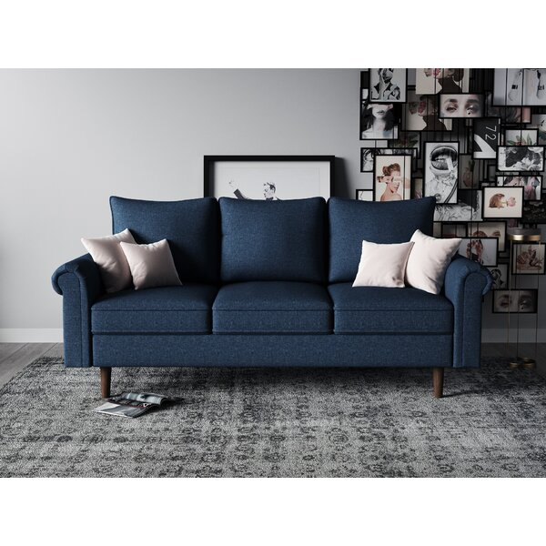 Shop Up And Coming Designers Sakai Sofa by Gracie Oaks by Gracie Oaks