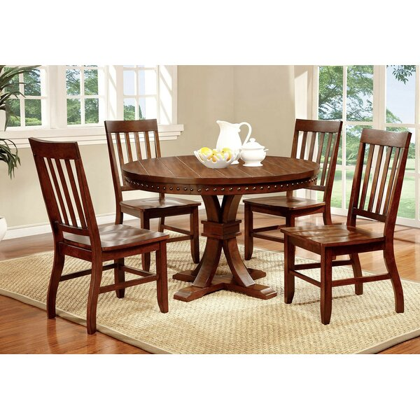 Florencio 5 Piece Dining Set by Loon Peak