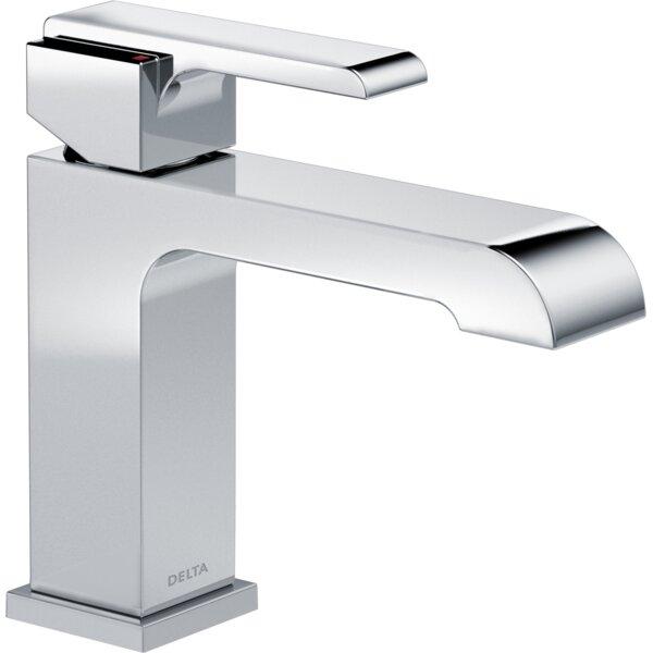 Ara Single Hole Bathroom Facet by Delta