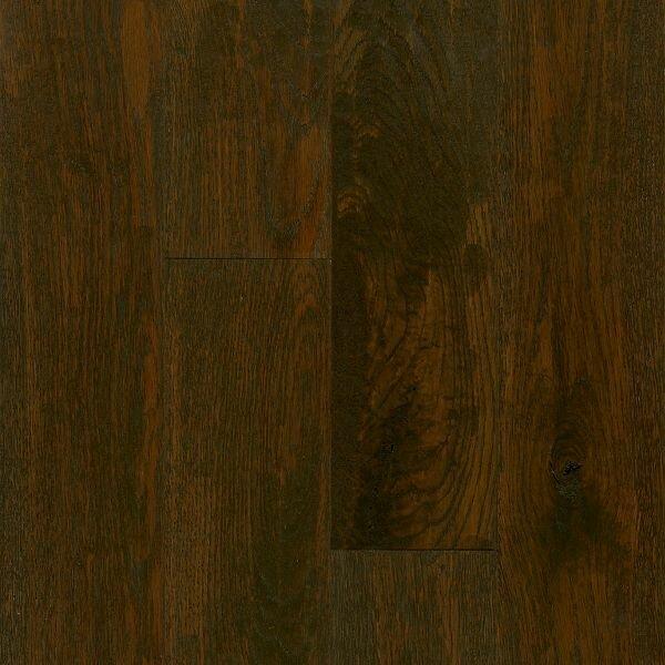 American Scrape 5 Solid Oak Hardwood Flooring in Brown Bear by Armstrong Flooring