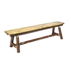 Tustin Plank Bench by Loon Peak