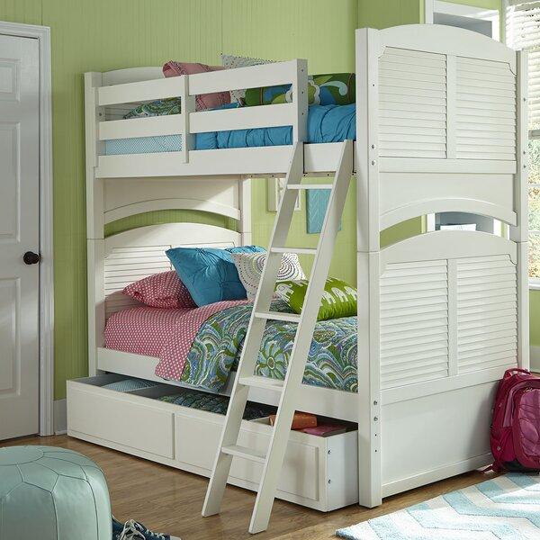 Crawfordville Full over Full Bunk Bed by Harriet Bee