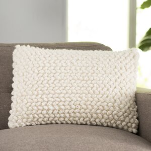 Siegel Wool Lumbar Pillow