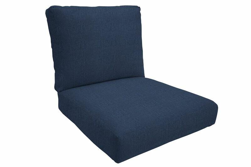 Indoor/Outdoor Sunbrella Lounge Chair Cushion
