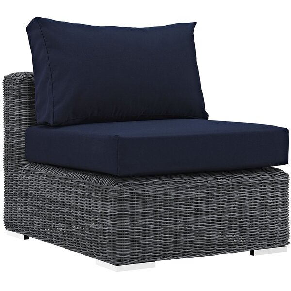 Keiran Chair with Cushions by Brayden Studio