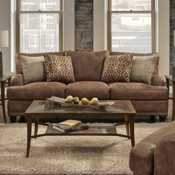 New Look Cainsville Sofa by Greyleigh by Greyleigh