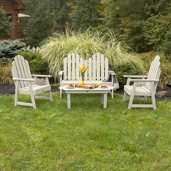 Nelsonville 4 Piece Multiple Chairs Seating Group by Bay Isle Home