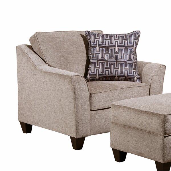 Henslee Armchair by Alcott Hill