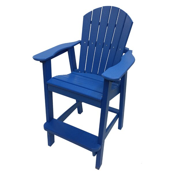 Phat Tommy Plastic/Resin Adirondack Chair by Buyers Choice Buyers Choice