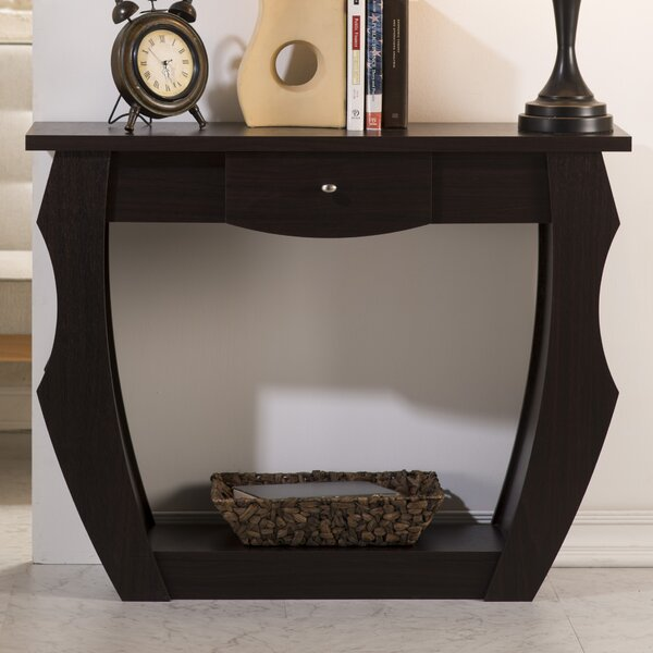Nikita Console Table By Hokku Designs.
