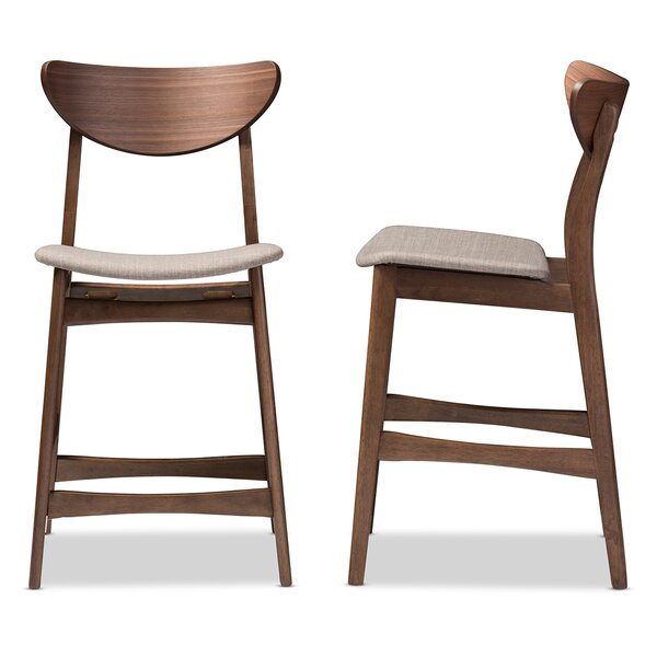Baxton Studio Bar Stool (Set of 2) by Wholesale Interiors