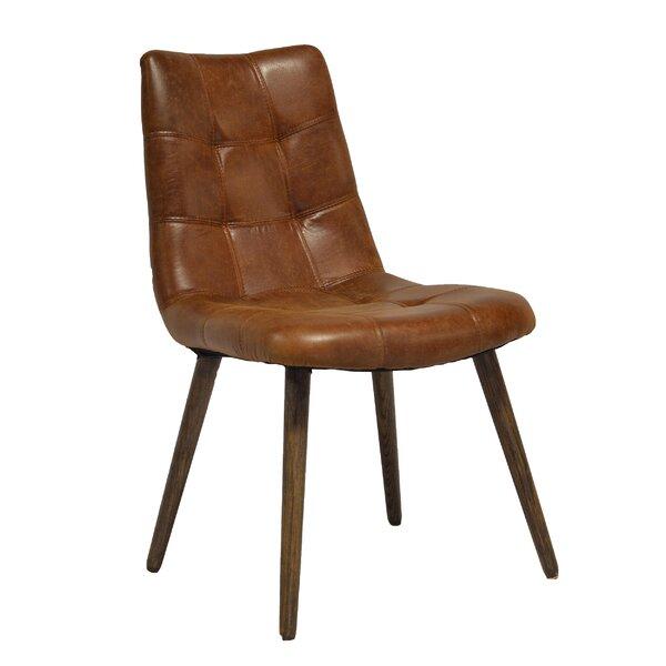 Crist Upholstered Dining Chair by Fleur De Lis Living