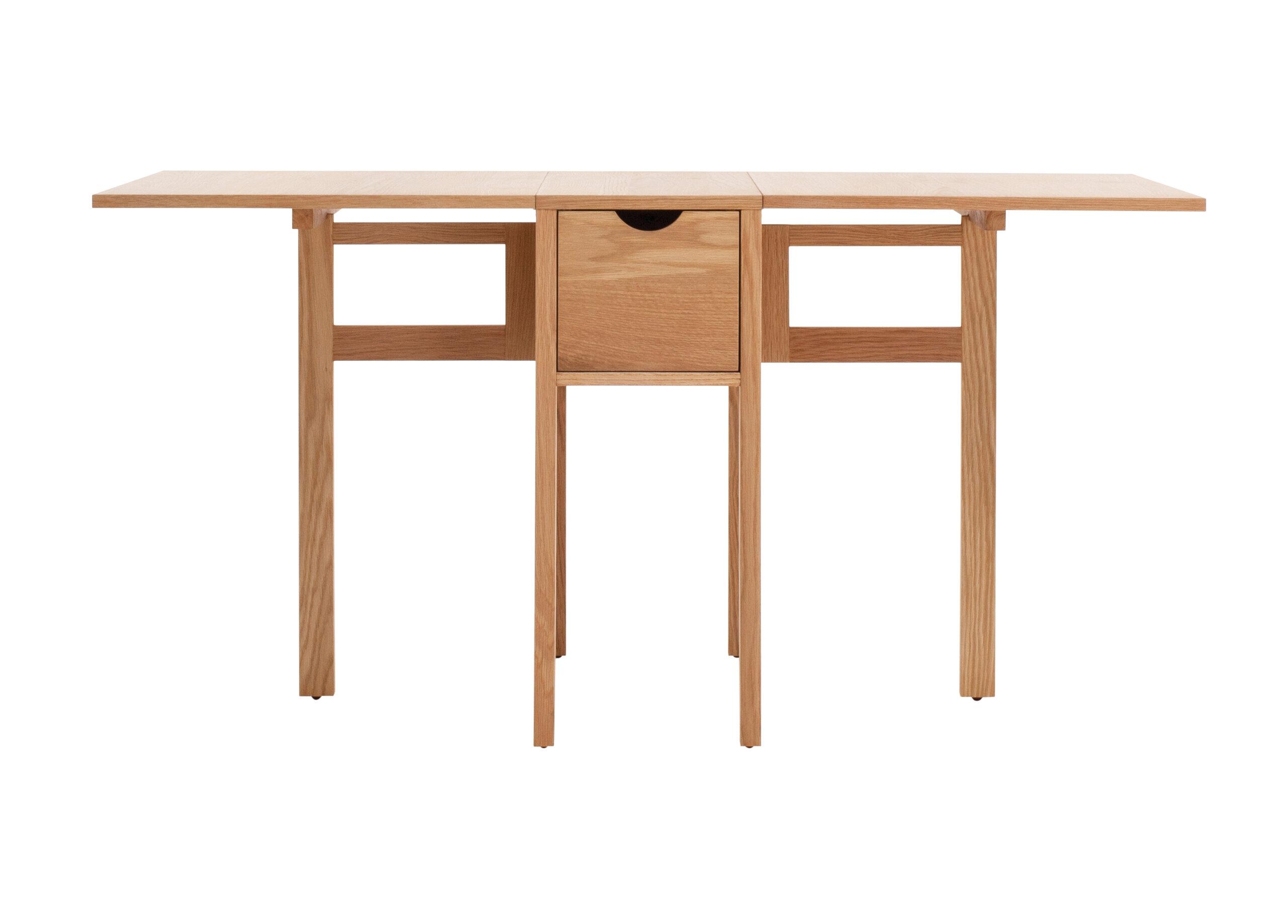 - EQ3 Hallie Folding Dining Table & Reviews Wayfair
