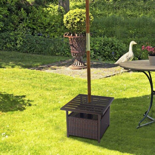 Tuckerton Rattan Bistro Table By Ebern Designs by Ebern Designs Amazing